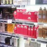 PLV pharmacie merchandising