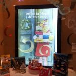 Light Box en carton Occitane Noel