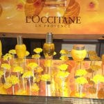 Vitrine Divine L'Occitane en Provence