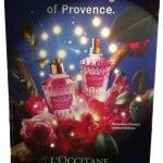 Vitrine Noel - L'Occitane en Provence