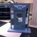 Vitrine Bentley - Arts & Fragrances