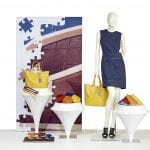 Vitrine Decor Voyage - Longchamp