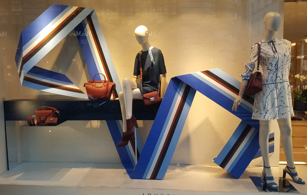 Longchamp Flagship Londres