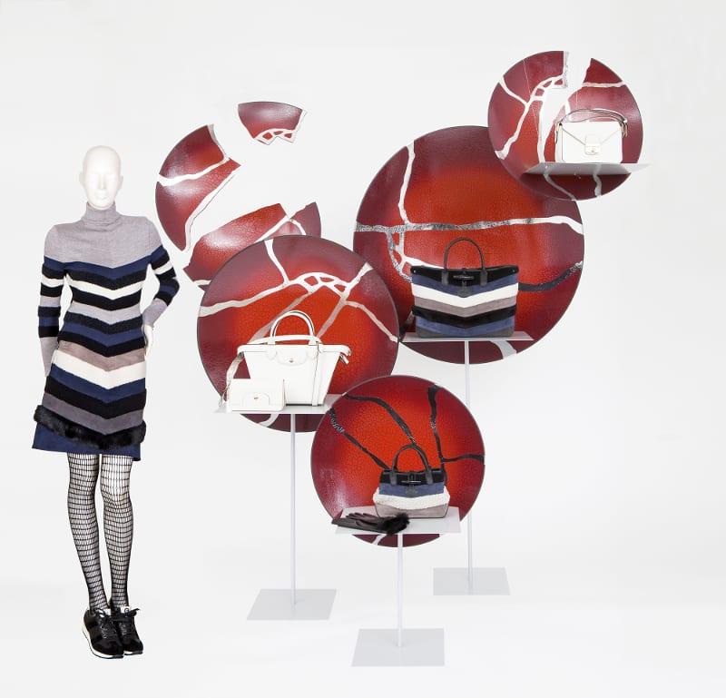 Vitrine Noel Longchamp 2016